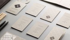 design work life » Manic: The Sultan Branding #card #business