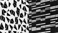 Aligning Barcode, Oslo, Norway #buildings #contrast