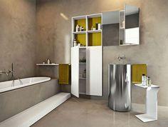 Sophisticated Bathroom Storage Units