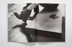 News/Recent - Fabio Ongarato Design | Identity / Bench.li #magazine