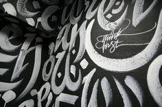 All sizes | stigma lab | Flickr - Photo Sharing! #calligraphy #greg #papagrigoriou #brush