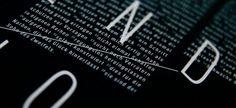 endnote / Raffael Stüken / Büro für Grafik Design #music