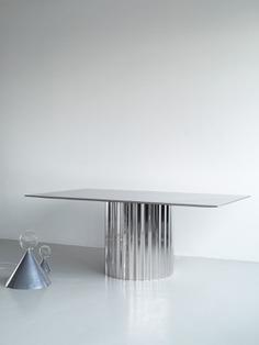 Inox Table by studio vit