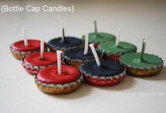 DIY Ideas with Bottle Tops #closure #bottle #top #craft #cap #diy