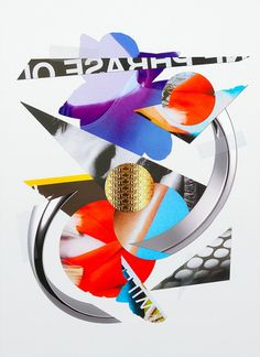 Takeshi | PICDIT #design #graphic #color #painting #art #collage #colour #work