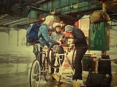 Untitled | Flickr - Photo Sharing! #urban #bikes #williamsburg #fixed #riding #city #gear