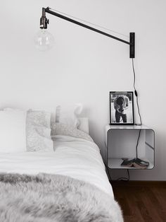 bedside table #interior #design #decor #deco #decoration