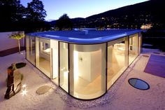 Lake Lugano House by JM Architecture #ideas #interiors #architecture