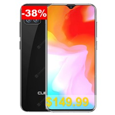 CUBOT #X20 #Pro #6.3 #inch #4G #Phablet #with #6GB #RAM #128GB #ROM #AI #Triple #Camera #Android #9.0 #4000mAh #Battery #- #BLACK