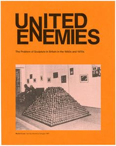 united_enemies01.jpg (317×398) #sculpture #book #ligatures #cover #unconventional