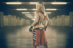 UFC and Strikeforce: Creative Mixed Martial Arts Photography by Tracy Lee