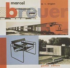 Max Huber, Marcel Breuer, 1958 #max #huber #design #graphic #1958 #poster