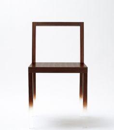 EIKNARF #chair #design #fade #product #photography #still