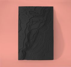 Letchworth State Park Topographic Map #map #laser cut