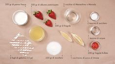 ingredienti_mousse #ingredients #italian #recipe #food