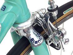 84 Bianchi Specialissima #frame #tire #brake #bike #bianchi