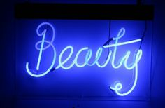 Neon Circus + rent a neon sign - neon sign rental #blue #sign #neon #beauty