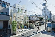 House NA by Sou Fujimoto Architects (video) | HomeDSGN, a daily source for inspiration and fresh ideas on interior design and home decoratio