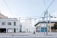 House M Architecture by Studio Jun Igarashi