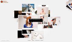 Tajima Creative Website on Web Design Served #ddfgj