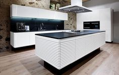 Kitchen with Island : Design Ideas for Your Kitchen Space - #kitchen, kitchen ideas, kitchen design, #furniture