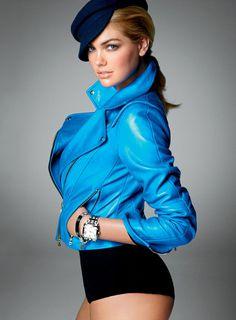 Кейт Аптон в ноябрьском номере журнала Vogue US