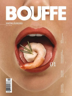 BOUFFE Mag #1 on Student Show