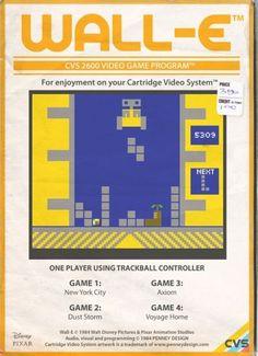 8-BIT MOVIE GAMES - Pìcame – Visual arts smugglers. #design #graphic #illustration #poster #games