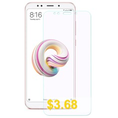 Hat #- #Prince #2.5D #Blue #Light #Protection #Tempered #Glass #Screen #Protector #Film #for #Xiaomi #Redmi #5 #Plus #/ #Redmi #Note #5 #Global #Version #- #TRANSPARENT