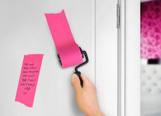 Roller Notes Sticky Note Roll #gadget
