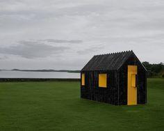 zChameleon Cabin by Mattias Lind #cabin