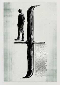 IF by Rudyard Kipling poster #lettering #page #white #ink #print #book #black #illustration #and