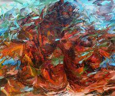 Steven Yazzie - Black Mountain   5 Pieces Gallery - Contemporary Fine Arts & Photography Online #urban #mountain #contemporary #art #artist #fine
