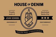 Urform - Project: House of Denim #design