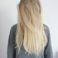 Find yourself â™› #inspiration #photography #blond #hair