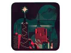Holiday card 01 Justin Tran