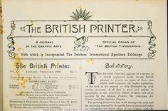 British printer (soft) #british #printer #soft