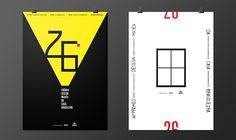 Posters on Behance #print #poster