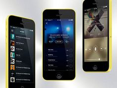 Music App Player Concept .sketch resource