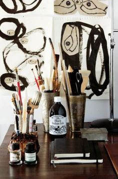 emmas designblogg - design and style from a scandinavian perspective #ink #decoration