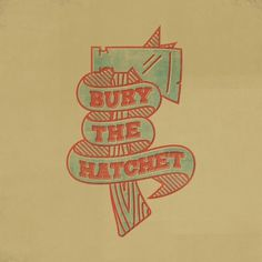 The Phraseology Project #design #typography #type #lettering #inspiration #hatchet #distressed