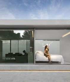 Valencia Guest Pavilion by Fran Silvestre Arquitectos 10