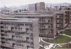 Más tamaños | Multifamiliar Juárez | Flickr: ¡Intercambio de fotos! #mexico #juarez #multifamiliar #architecture #modernism