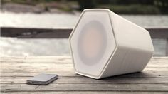 Unmonday 4.3L Ceramic Speaker by Unmonday