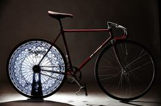 LightBrightWheel #bicycle #track #bike