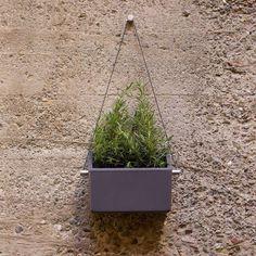 Hängen Wall Planter #tech #flow #gadget #gift #ideas #cool