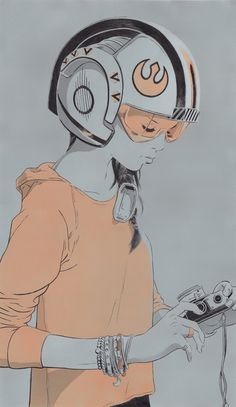 señor salme | Illustration