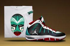 Jordan Brand Flight Tour Kicks | Dime Magazine (dimemag.com) : Daily NBA News, NBA Trades, NBA Rumors, Basketball Videos, Sneakers #masks #chinese #illustration #shoes