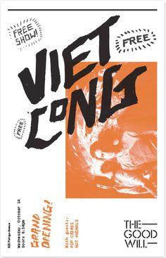 Viet Cong Concert