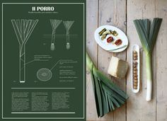 Herbarium Taste: An Educational Food Design Project by Valentina Raffaelli Photo #layout #design #graphic #food